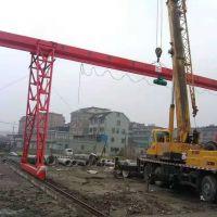 杭州起重机--江干区单梁龙门吊销售安装