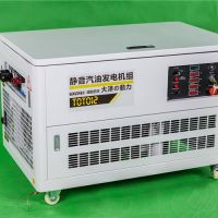 12KW汽油发电机三相380v
