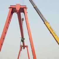 南通10吨龙门吊多少钱 5吨龙门吊价格 龙门吊行吊厂家直销