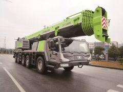 4.0新品丨130吨全地面起重机最长主臂产品面世 中联重科ZAT1300V753获市场青睐