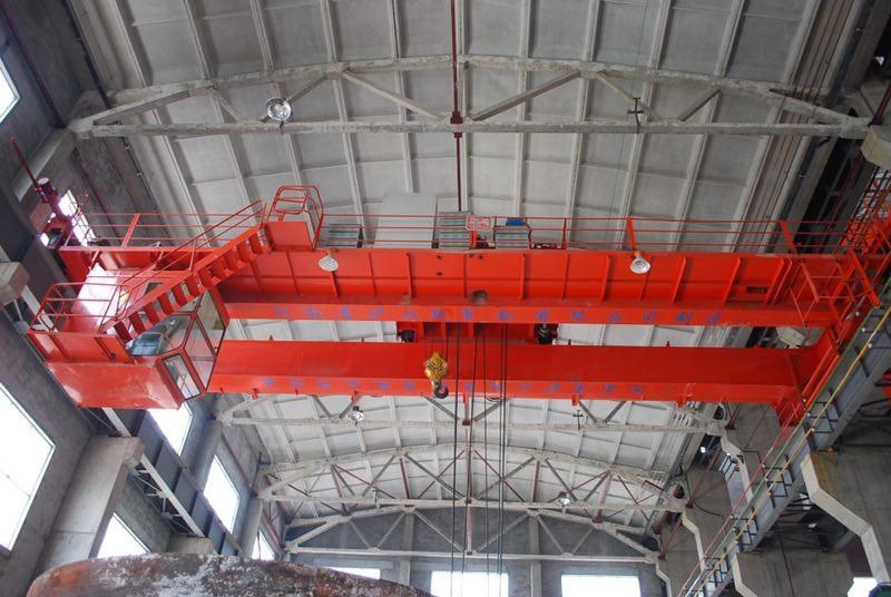 西安起重机厂家销售QD型吊钩桥式起重机