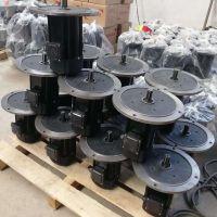 河南单梁运行软启动方壳电机倍动力2.2KW