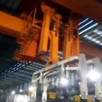 夹钳桥式起重机 专用起重设备