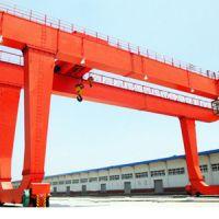 杭州起重机--U型双柱梁门式起重机