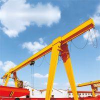 西安厂家专业销售安装50吨门式起重机(箱型式)