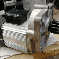 河南葫芦运行电机软启动小盘倍动力0.4KW