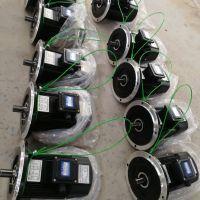 河南单梁运行0.4--3.0KW软启动电机包装现场