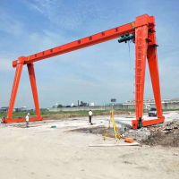 广州从化电动门式起重机销售安装维修