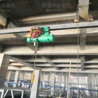 四川单轨起重机 电动葫芦 单梁行车 成都龙门吊