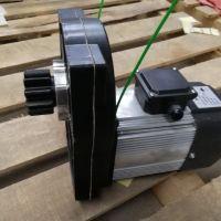 河南单梁运行电机软启动三合一0.8KW1.5KW