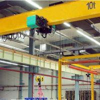 南通启东16吨欧式单梁起重机多少钱5吨22.5米单梁行车价格