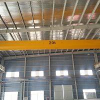 南通销售LD型2.8吨5吨10吨跨度22.5米电动单梁行车