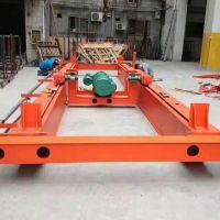 南通小型双梁起重机安装 启东小型电动葫芦双梁行车价格