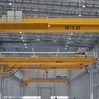 海门QD型双梁桥式起重机32吨22.5米多少钱南通起重机厂家