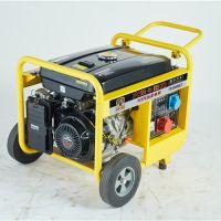 9KW单缸永磁汽油发电机
