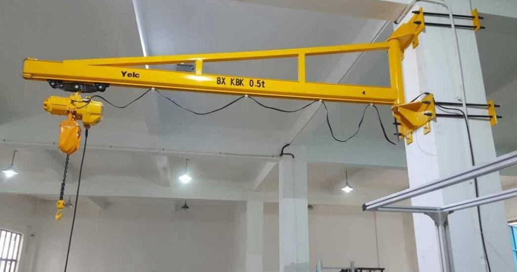 海门优质墙壁吊|悬臂吊|移动悬臂吊多少钱及维护保养|配件安装