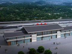 四川绵阳将建区域性铁路枢纽!