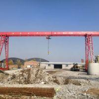 海门16吨龙门吊多少钱 龙门吊行车维护保养及年审服务安装维修