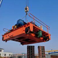 南通50吨双梁行车小车维护保养 双梁起重机维修