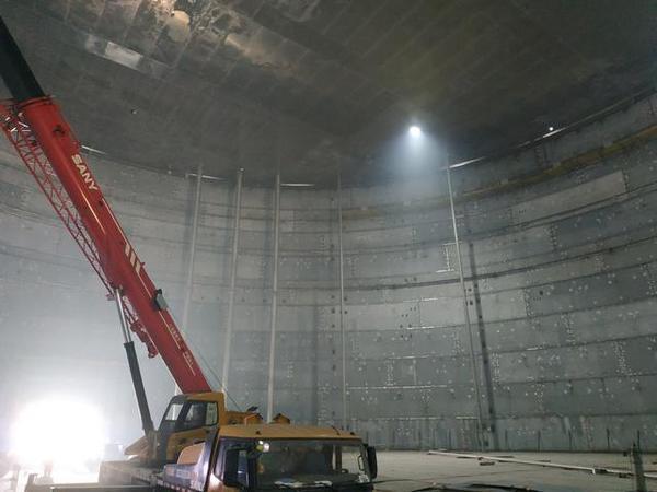 """""""华丰中天LNG储配站项目配套码头工程""""所需岸线获批!"""