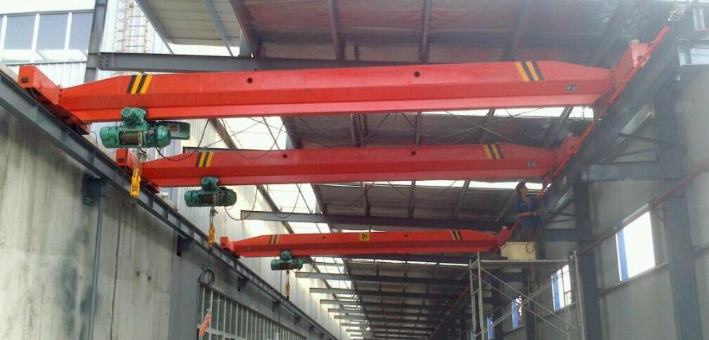 镇江起重机维修 行吊保养 电动葫芦配件 龙门吊价格
