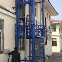镇江导轨液压升降货梯厂家 升降搬运设备安装