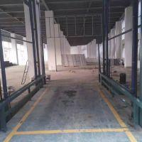 扬州升降货梯厂家 升降搬运设备 导轨液压升降货梯