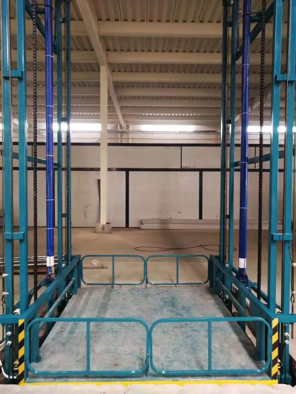 海门升降货梯多少钱一台 升降搬运设备厂家 导轨液压升降货梯