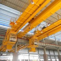 海门双梁桥式起重机厂家欢迎来电咨询价格