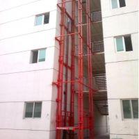 海门导轨液压升降货梯厂家 专业维护保养团队