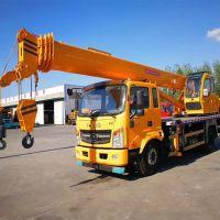 唐骏16吨吊车XCT大臂16吨汽车吊车厂家直销