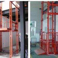 海门升降货梯 升降机 导轨液压货梯维护保养