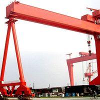 宁波起重机销售龙门吊门式造船门式起重机,维修保养单双梁起重机