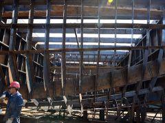 中韩两国两个庞大造船巨头将诞生!造就行业新格局