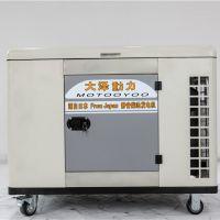 双缸20KW风冷柴油发电机