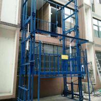海门小型升降货梯多少钱 液压导轨货梯厂家