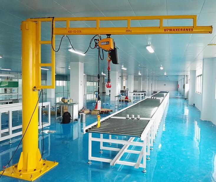 南通优质欧式轻小型悬臂吊起重机厂家