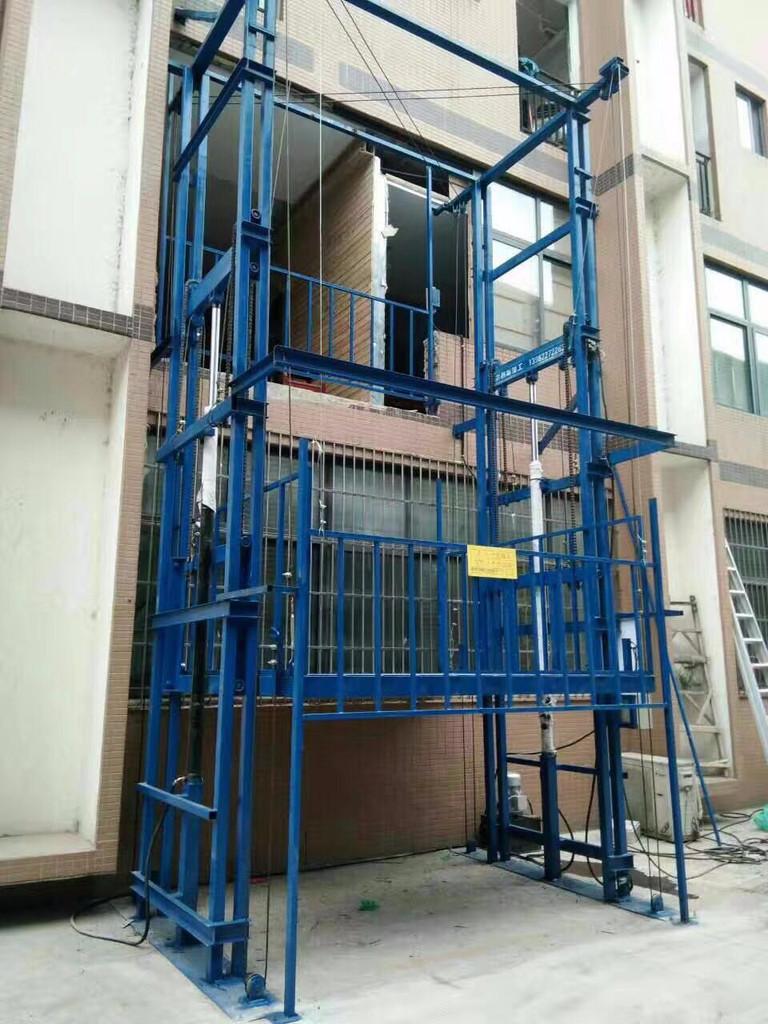 南通优质轻小型升降货梯厂家
