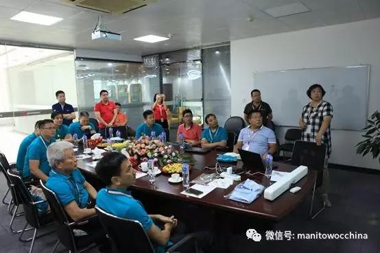 波坦MCT328塔机,为中国市场应运而生!