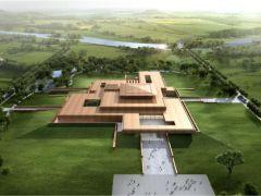 河南又一座博物馆即将开馆!总面积3.2万平 体建筑已完工