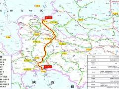 甘肃省公交建集团1天拿下两大公路项目 总投资额约222亿元!