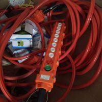 海门电动葫芦手柄及手柄电缆线安装
