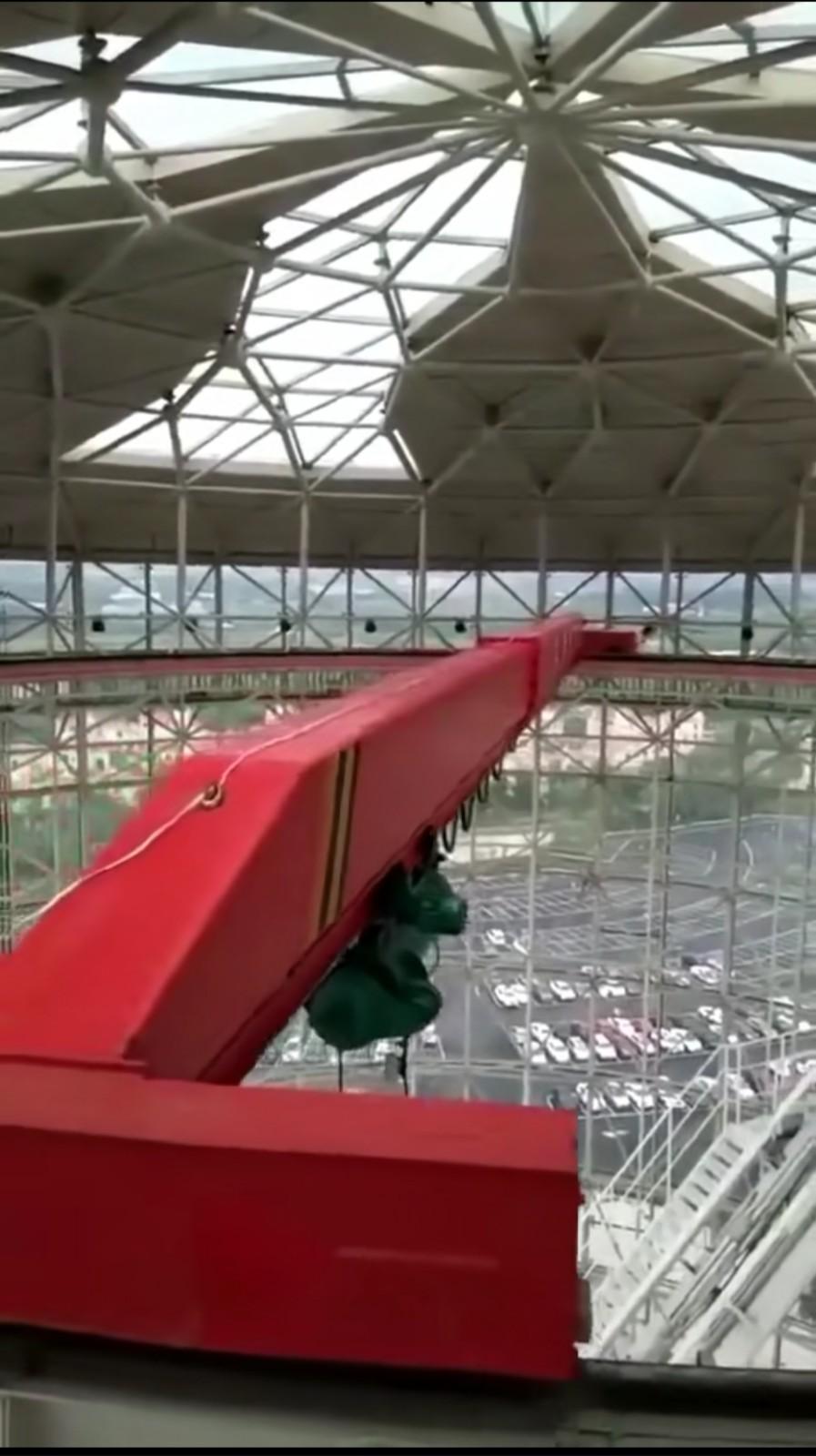 南京单梁桥式起重机