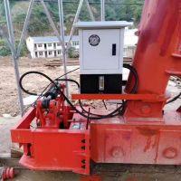 河南齐华起重专业生产销售电动液压夹轨器