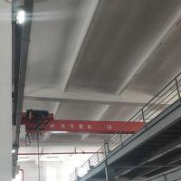 杭州起重机--余杭区LDP型电动单梁起重机完工