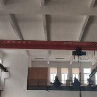 杭州起重机--余杭区LDA型电动单梁起重机完工