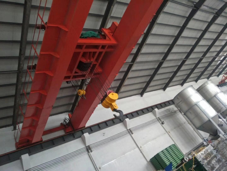 南京桥式双梁起重机