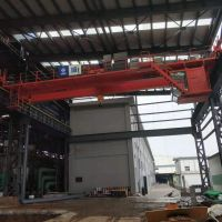 云南昆明起重机-双梁起重机加装监控施工中
