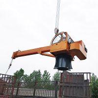 直销多种船吊机 船吊生产厂家 码头吊机 船载固定克令吊价格