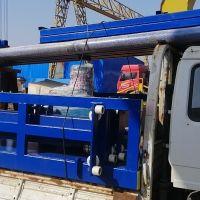 河南法兰克制造生产液压式升降平台